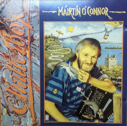 Mairtin O'Connor Chatterbox