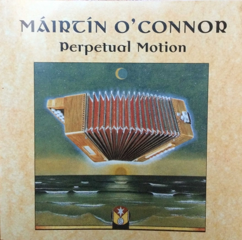 Mairtin O'Connor Perpetual Motion
